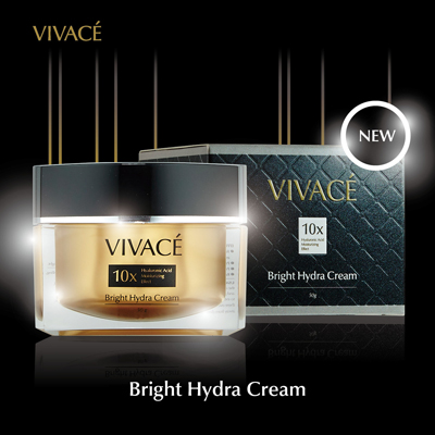 VIVACE Bright Hydra Cream 50g